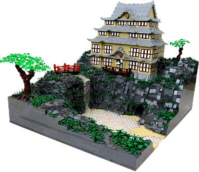 the classic castle dot com featured moc archive legos