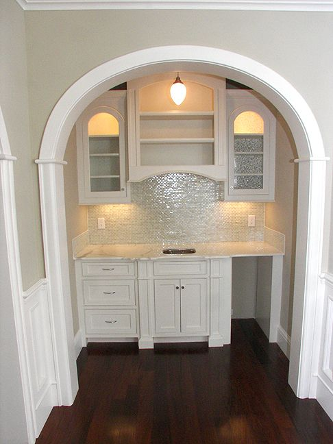 Need A Wet Bar In Both The Library And The Master Bedroom