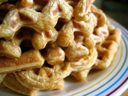 Rich Buttermilk Waffles From the book How to Cook Everything ...