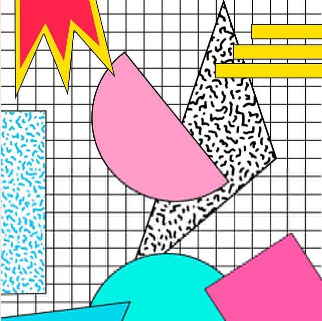 C'est le retour du vermicelle, des couleurs fluos, et du laiton brillant. On révise les années 80, avec Pollen Studio.