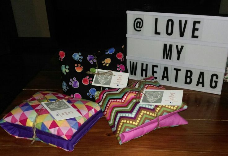 Facebook page 'Love My Wheat Bag'
