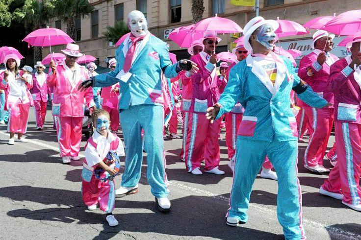 Kaapse Klopse Festival in Cape Town