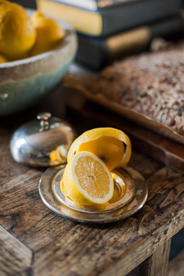 Schaal citroenen | www.twoonhuis.nl