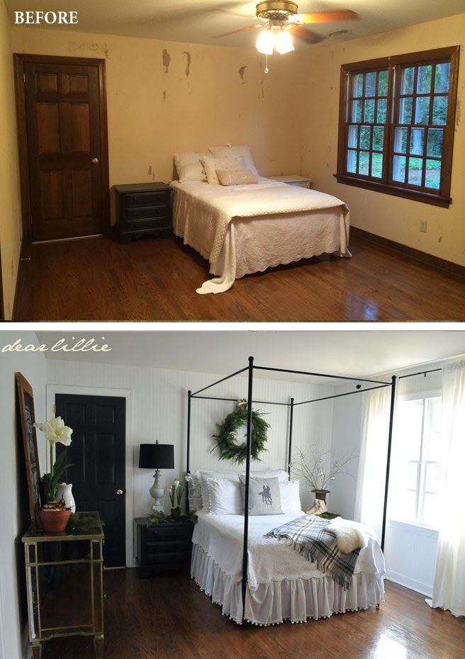 136 best images about bedrooms on pinterest master for Through lounge decorating ideas