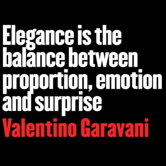 valentino quotes fashion designer