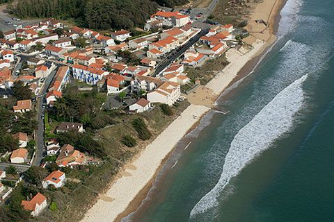 Photo of Longeville-sur-Mer in Vendee