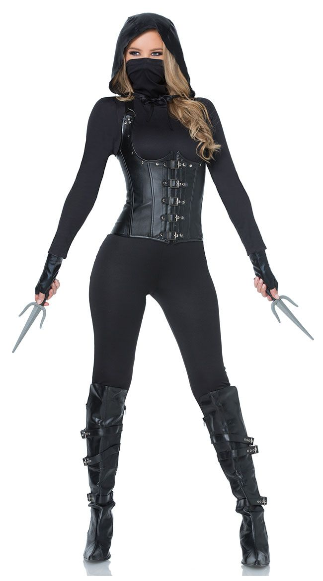 seductive dark assassin costume sexy assassin costume