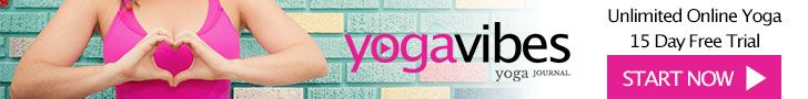 Yoga Journal Office Yoga - Stress relief you can do at your desk. Day 1