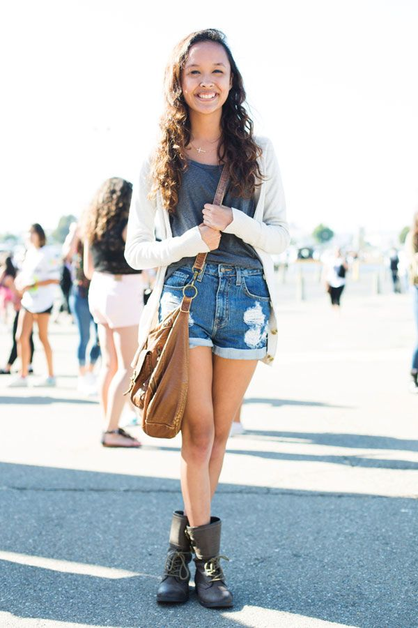 One Direction Fans Show off Their Covetable Concert Style