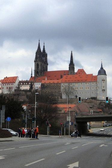Dóm v Míšni - Německo