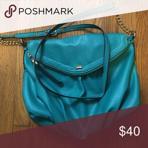 Messenger style crossbody bag Large crossbody bag Juicy Couture Bags Crossbody Bags