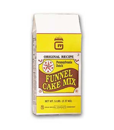Pennsylvania Dutch Funnel Cake Mix Recipe