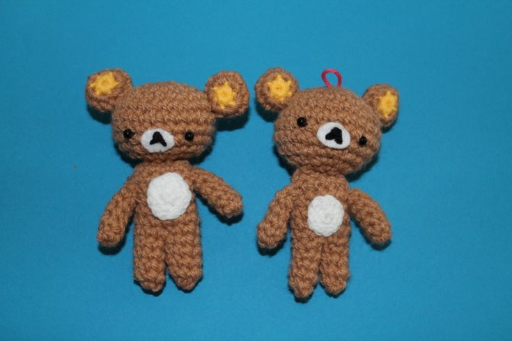 Amigurumi Little Bigfoot Panda : 17 mejores imagenes sobre Free Teddy Bear Crochet Patterns ...