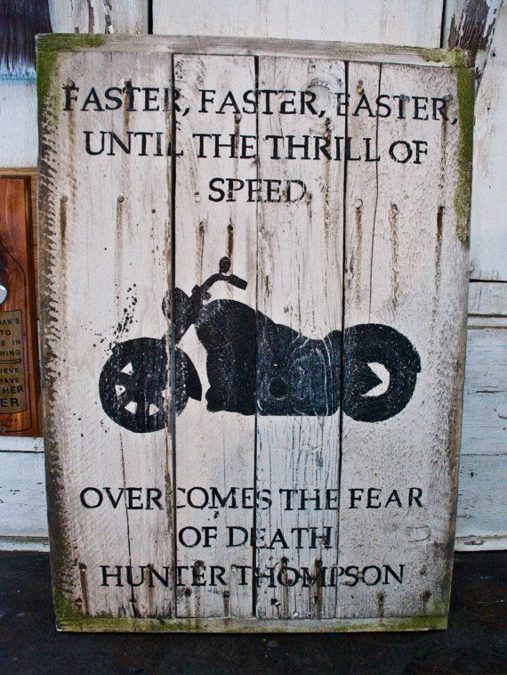 """the danger is that for many the thrill of speed starts around 80 and adrenaline hits like an afterburner. You're already going """"too"""" fast... but fear is lain aside and the shit-eating grin takes a long time to fade once the side stand goes down. Crack with a throttle."""
