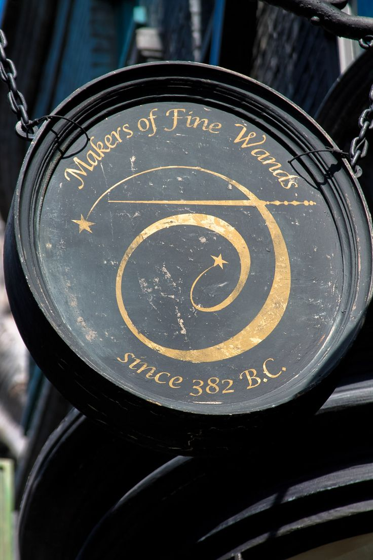 Ollivanders, makers of fine wands. Everything you Need to Know about Interactive Wands at the Wizarding World of Harry Potter in Universal Studios