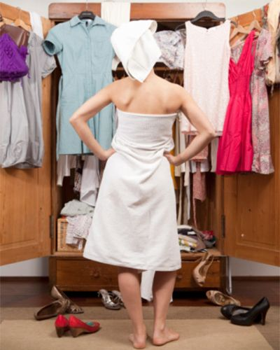 How to overhaul your wardrobe
