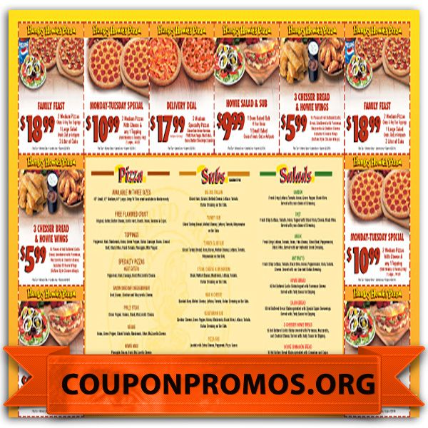 Hungry house discount coupons