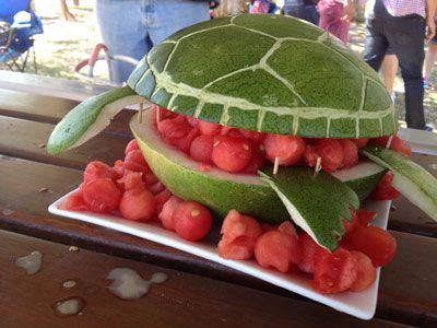 It's a SEA TURTLE CAKE made from watermelon!!!!!!!!!!!!!!!!!!!!!!!!!!!!!!!!!!!!!!!!!!!!!!!!!!!!!!!!!!!!!!!!!!!!!!!!!!!!