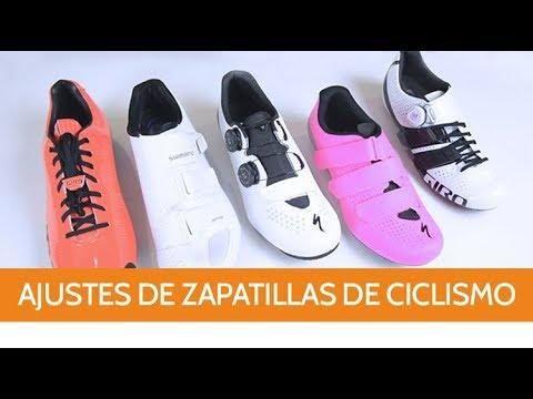 La manera de calzarte las zapatillas de ciclismo depende principalmente de su ajuste, y en el mercado nos vamos a encontrar con zapatillas con velcro, con cierre micrométrico o cricket, con...