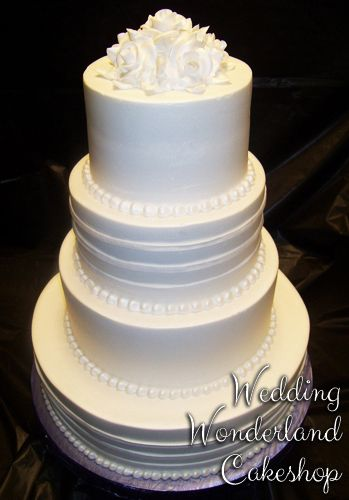 wedding cakes from wedding wonderland cakes in st louis missouri
