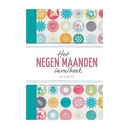 ♥ Eva Reinders Het negen maanden invulboek ♥ Snel geleverd ♥ Gratis retourneren ♥ Achteraf betalen