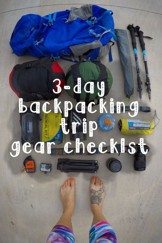 Best  Hiking Gear List Ideas On   Hiking Checklist