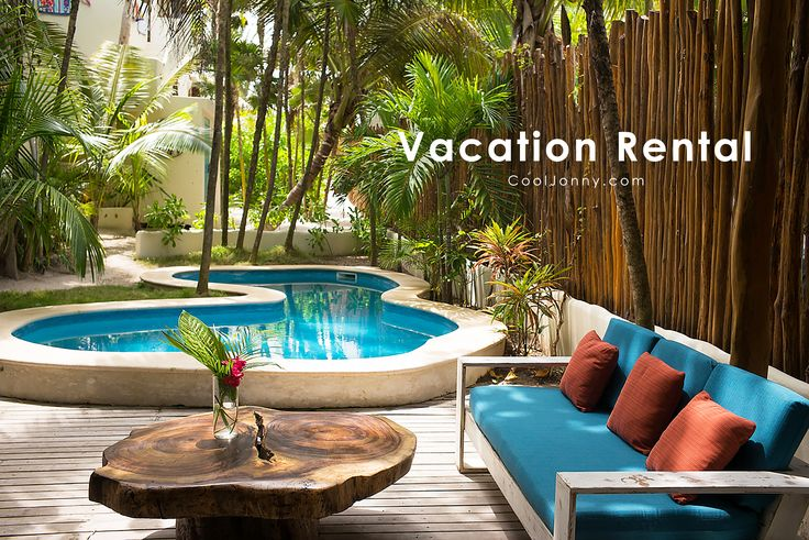 A rental home can save you a lot of money when you're on vacation. But renting isn't easy, so we gathered the best offers to help you. Check out CoolJonny.com!