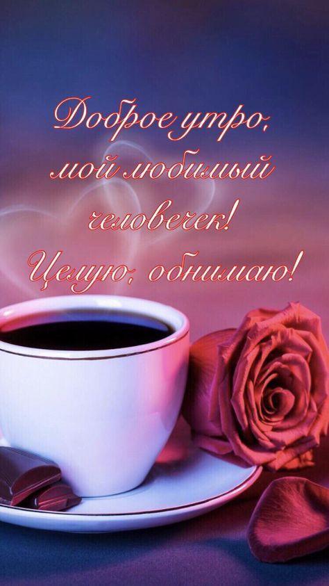 Картинки, картинки для любимой доброе утро и хорошего дня