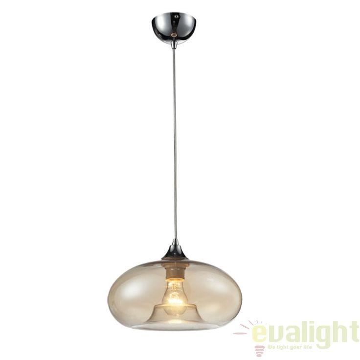 Lustra suspendata / Pendul design modern Bolla B 305/B LP - Corpuri de iluminat, lustre, aplice