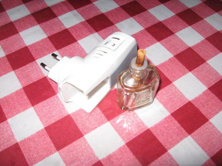 Deodorante elettrico fai da te
