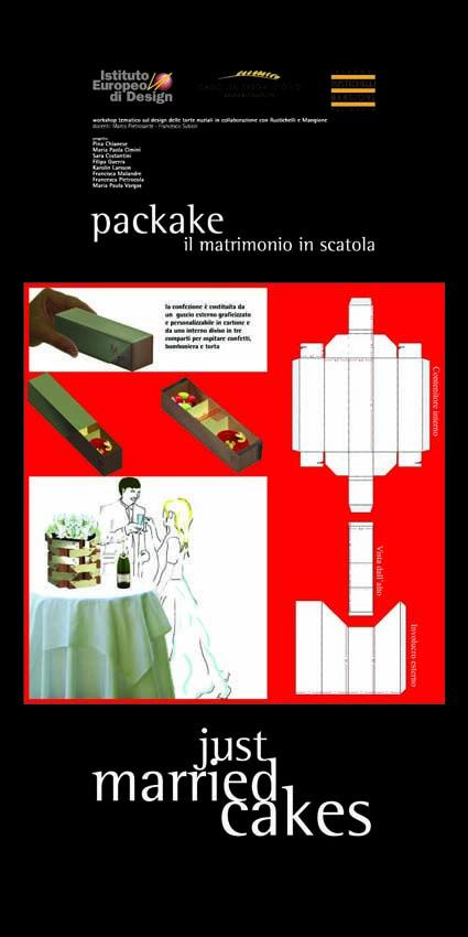 Master Food Design IED Roma 2006 - Just married cakes - 7    #masterfoodesign #iedroma #foodesign #design #food #drink #weddings #kromosoma #francescosubioli #design #architecture #art