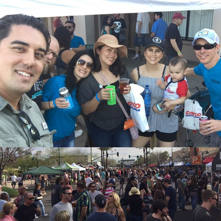Thank you to the Downtown Mesa, Association, all the vendors and bands, the local breweries Oro Brewing Company, The Beer Research Institute, 12 West Brewing and Desert Eagle Brewing Company and all the Downtown Mesa residents and businesses for making Downtown Mesa Brew Fest so fun! Thanks to Team Evolution Real Estate for hosting the giant beer pong.  #iheartmesa #downtownmesabrewfest