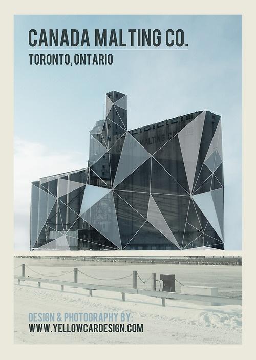 Canada Malting Co.Toronto, Ontario #design #poster