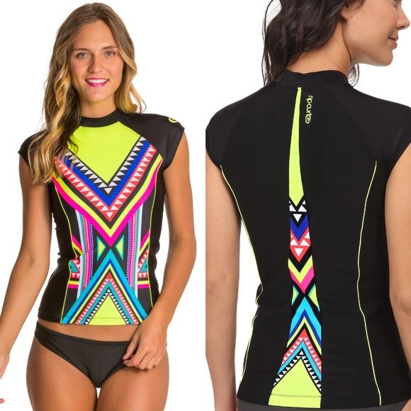 HP 5/15 ripcurl brand new w/tags rash guard Host pick 5/16 Brand new with tags rip curl rash guard black/neon. NO HOLD, NO TRADES, FIRM ON PRICE :) Rip curl Swim One Pieces