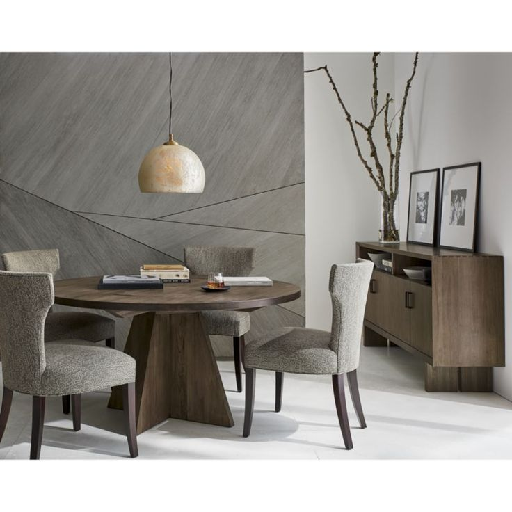 """Monarch 60"""" Round Dining Table 