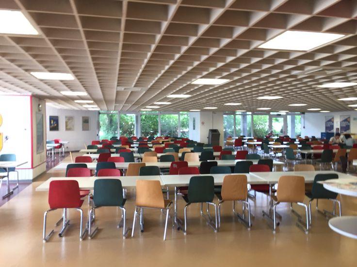 Mensa der Universität #Hildesheim