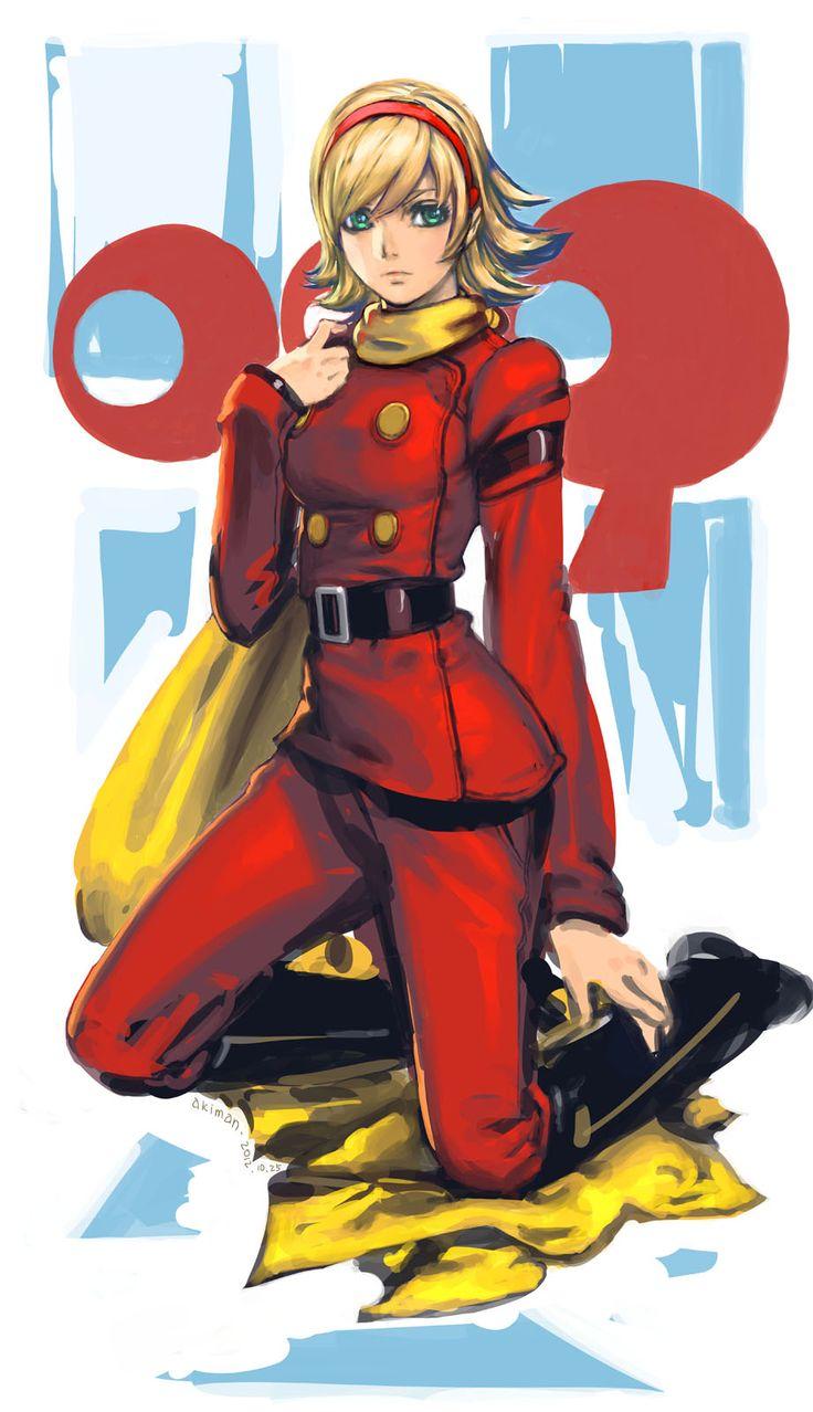 (映画『009 RE:CYBORG』公開記念サイボーグ003フランソワーズです。RE:CYBORGのフランソワーズにアニメっ… on Twitpicから)