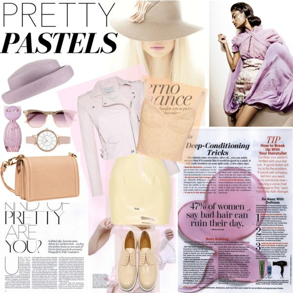 """""""Pretty Pastels"""" by michellezee on Polyvore"""