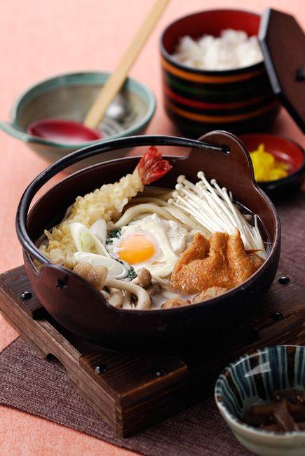 Nabe-Yaki Udon|鍋焼きうどん
