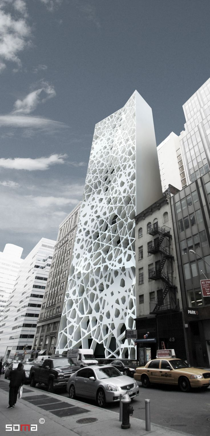 Park51, New York, United States I designed by Soma Architects