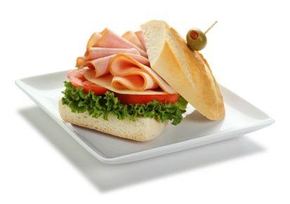 Heavenly Hero Sandwich