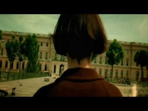 La Noyee - Yann Tiersen -in this video of the song there is that amazing scene of Amelie. For those who've seen it: you will cry