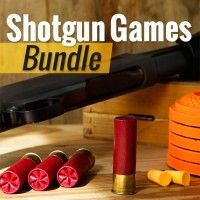 Discover the tricks of the trade of breaking clay, and learn more about the tool used to take down those clay pigeons with the Shotgun Games Bundle. Make the most out of your shotgun and discover how to leverage it for an advantage while competing.