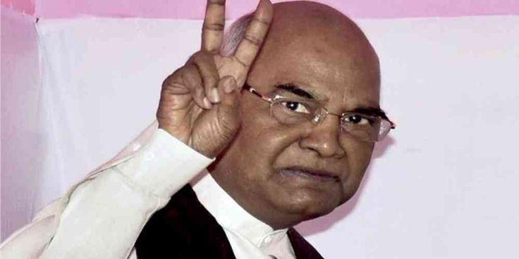 "Top News: ""INDIA POLITICS: Ram Nath Kovind Biography"" - http://politicoscope.com/wp-content/uploads/2017/07/Ram-Nath-Kovind-INDIA-POLITICS-HEADLINE-NEWS-STORY.jpeg - Ram Nath Kovind born 1 October 1945 entered politics in 1994 when he was elected as Rajya Sabha member from Uttar Pradesh. Read Ram Nath Kovind Biography.  on Politics - http://politicoscope.com/2017/07/15/india-politics-ram-nath-kovind-biography/."