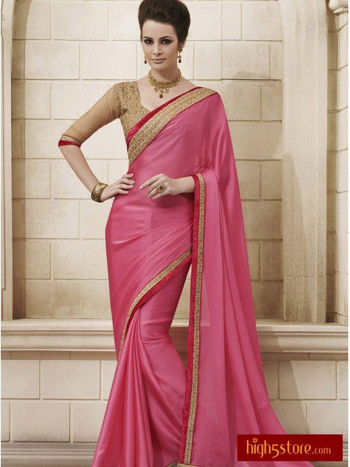 http://www.high5store.com/designer-sarees/165119-beautiful-pink-chiffon-saree.html
