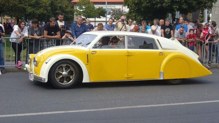 Tatra 77 1000 mil československých