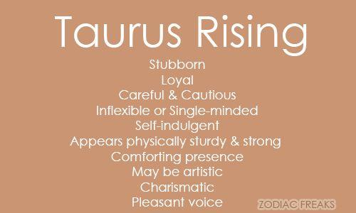 Taurus dates of birth in Perth