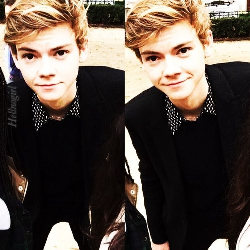 #ThomasBrodieSangster