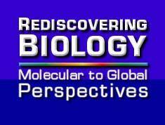 Rediscovering Biology: Ιστοσελίδα παροχής εκπαιδευτικών πόρων στους οποίους συμπεριλαμβάνονται δραστηριότητες, πολυμεσικές παρουσιάσεις για τη διδασκαλία της Βιολογίας.