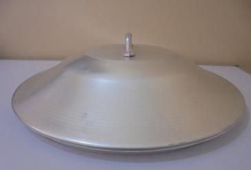 Tapa para Disco Asado de 49 cm diámetro   www.losparrilleros.cl